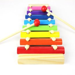 $enCountryForm.capitalKeyWord Australia - Random Color Baby Kid Musical Toys Xylophone Wooden Instrument Wisdom Development Early Education Toys Baby Toys gift