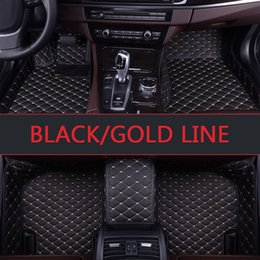 $enCountryForm.capitalKeyWord Australia - 2019 Custom fit car floor mats for Porsche Panamera Cayenne Cayman Macan SUV 3D car styling heavy duty carpet floor liner