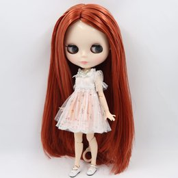 $enCountryForm.capitalKeyWord UK - wholesale Nude Factory Blyth Doll Series No. BL2361 0388 Orange mixed oily hair white skin Joint body Neo BJD
