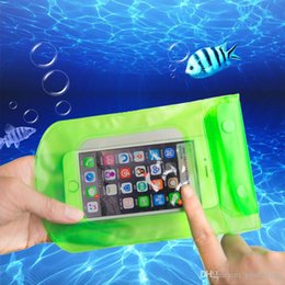 $enCountryForm.capitalKeyWord NZ - Simple Universal Cover Waterproof Phone Case For iPhone Samsung Coque Pouch Waterproof Bag Case Swim Waterproof Case