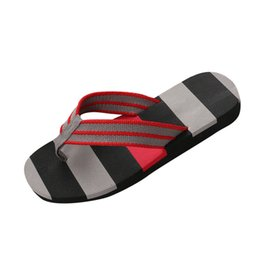 6778ad796718e Men Summer Shoes Mixed Colors Sandals Male Slipper Indoor Or Outdoor Flip  Flops Summer Sandals Casual Beach Slippers