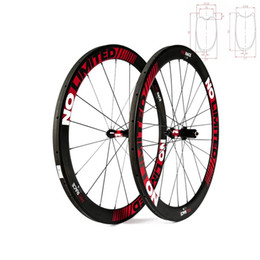 $enCountryForm.capitalKeyWord Australia - No-limited Disc AS50 700C Road Disc Brake asym wheelset, 50mm tubular clincher cyclocross bike carbon wheel,Ushape Asymmetrical tubeless rim