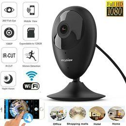 Home Security Camera 1080P HD WiFi Wireless IP Camera Motion Detection Night Vision Baby Nanny Pet Monitor Camera