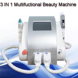 $enCountryForm.capitalKeyWord UK - 3 in 1 Multifunctional Portable IPL hair removal clinic OPT SHR IPL ND YAG Laser E-light Ipl RF wrinkle remover skin rejuvenation