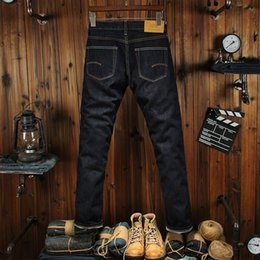 a2ee5e1f79f Discount japan slimming pants - Spring And Summer Jeans Male Style Trend  Slim Elastic Force Men s