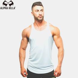 $enCountryForm.capitalKeyWord NZ - Golds gyms clothing Brand singlet canotte bodybuilding stringer tank top men fitness muscle guys sleeveless vest Tanktop #327594