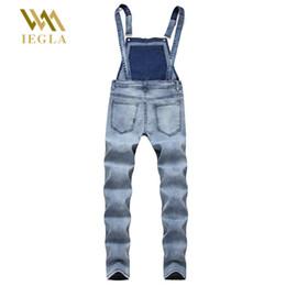 $enCountryForm.capitalKeyWord Australia - Men`s Jeans Work Wear Ripped Cargo Denim Bib Overalls Fashion Distressed Demin Jumpsuits Suspender Pants Ankle Length Jean