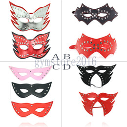 Bondage Halloween Costumes Australia - Sexy Lady Masquerade Halloween Party Fantasy Costume Cat Eye Mask Catwoman New R987