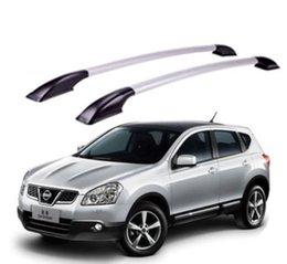 Ingrosso Auto Portatutto bar Portapacchi Accessori auto per Nissan Qashqai j10 j11
