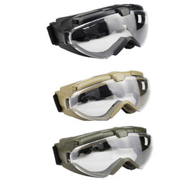 $enCountryForm.capitalKeyWord NZ - Outdoor Sports Glasses Hunting Shooting Protection Gear Anti Fog Paintball Tactical PC Goggles with Air Filtration Fan