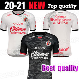 jersey tijuana UK - 2020 Mexico LIGA MX Club Tijuana Soccer Jerseys 2020 Home Red LUCERO RIVERO BOLANOS Soccer Shirt Club Tijuana Away football uniform