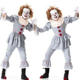 $enCountryForm.capitalKeyWord Australia - 2018 new clown back soul Penis Wise Cosplay Halloween costume clown Pennywis costume