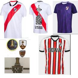 bb42602881 river plate shirt 2019 - Free shipping 2018 2019 RIVER PLATE Home jersey  soccer MARTÍNEZ BALANTA