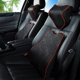 $enCountryForm.capitalKeyWord Australia - Car head pillow waist rely on a suit for a departure neck pillow memory cotton waist rely on car head pillow waist rely on wholesale