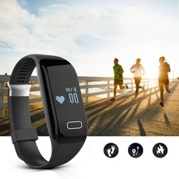 Smart Health Watch Heart Monitor Australia - H3 Smart Watch Heart Rate Health Monitoring Bracelet Sleep Monitoring Step Information Reminder Anti-Lost Smart Bracelet