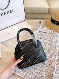 Toptan satış Yeni moda kadın asılmış omuz çantası yönlü basit çanta adı omuz çantası özel el çantası kadın çanta Bayan çanta cüzdan T014