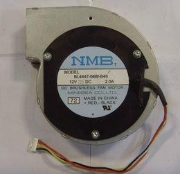 Fans Turbos Australia - Original NMB11028 12V 2A 11CM Turbo Centrifugal Fan BL4447-04W-B49 Blower