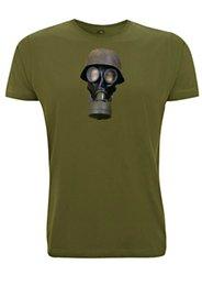 $enCountryForm.capitalKeyWord Australia - Gas Mask T Shirt WW2 Spooky Scary Army War Soldier vintage gamer tshirt retro