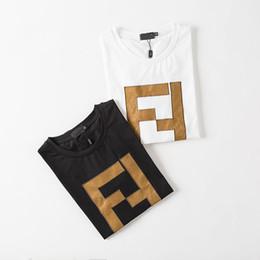 2019ssFashion Diseñador de la marca de lujo Camiseta Hip Hop Blanco Ropa  para hombre Camisetas casuales Para hombres con letras Camiseta impresa  Tamaño M- ... e3a4bdfe6c9