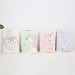 $enCountryForm.capitalKeyWord Australia - Wonderful Unicorn Story Notebook Diary Book Exercise Composition Notepad Gift Stationery Student Supplies