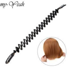 $enCountryForm.capitalKeyWord NZ - braid maker Magic Braid Maker Tools Creating BOB Hair Dispenser Twist Clip Stick DIY BOBO Head Styling From Long Hair Become Short Tool