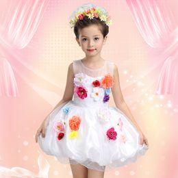 $enCountryForm.capitalKeyWord Australia - Latin Dance Dress Girls Children Kids Tutu Skirt Sexy Costumes Upscale Latin Dance Princess Dress Competition Performance PY165