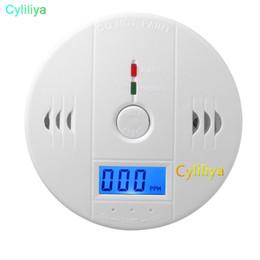 $enCountryForm.capitalKeyWord Australia - CO Carbon Monoxide Tester Alarm Warning Sensor Detector Gas Fire Poisoning Detectors LCD Display Security Surveillance Home Safety Alarms