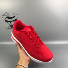 Venta al por mayor de Zapatillas De Deporte Rojos Baratos