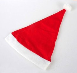 $enCountryForm.capitalKeyWord Australia - 2019 Red Santa Claus Hat Ultra Soft Plush Christmas Cosplay Hats Christmas Decoration Adults Christmas Party Hats