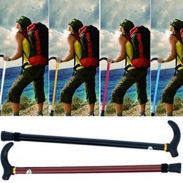 $enCountryForm.capitalKeyWord Australia - Fashion New Durable Folding Height Adjustment Trekking Pole Telescopic Walking Pole Fashion Hiking Gear