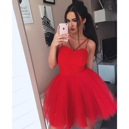 sexy tutu club NZ - 2019 DHL Sexy Women's Fashion Dress Lace Spaghetti Strap Cover up 1950s Vintage Tutu Petticoat Ballet Bubble Skirt