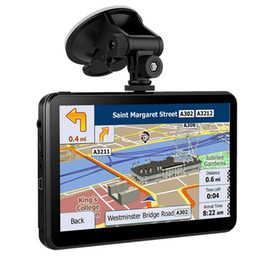 Inch androId gps dvr navIgatIon online shopping - 7 Inch Android Car Dvr Camera Capacitive Screen Hd P Press Contact Screen Satellite Navigation Gps Recorder