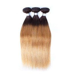 $enCountryForm.capitalKeyWord UK - grade 9a ombre brown hair brazilian human straight hair