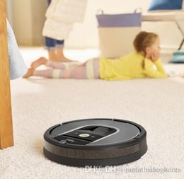 $enCountryForm.capitalKeyWord Australia - Outlet iRobot Roomba 960 Vacuum Cleaning Robot Dual Mode Virtual Wall Barrier with Batteries Extra High Efficiency Filter 4 Extra Sidebrus
