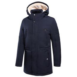 6XL Men 2018 Winter Long Casual Thick Fleece Jacket Parkas Men Russian -40 Degree  Warm WaterProof Outwear Jacket Parka Coat a8bbcbe7d