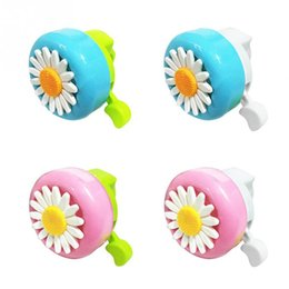 $enCountryForm.capitalKeyWord Australia - Hot Sale Kids Funny Bicycle Bell Horns Bike Flower Children Girls Cycling Ring Alarm for Handlebars Multi-color