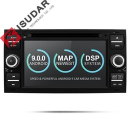 ford focus car dvd android 2019 - Isudar Car Multimedia Player Android 9 GPS Autoradio 2 Din 7 Inch For Ford Mondeo Focus Transit C-MAX S-MAX Fiesta 2GB R