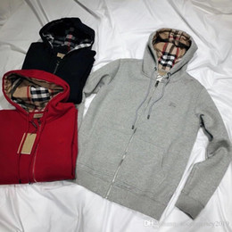 Short long women blouSe online shopping - 19ss Paris retro Jacket Lovers leisure hoodie shirt Breathable coat long Sleeve Men Women blouses Casual Outdoor Streetwear Jacket