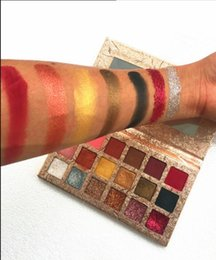 $enCountryForm.capitalKeyWord NZ - 18 Color High Pigment Eyeshadow Palette Glitter Eye Shadow Palette Waterproof Matte Eye Shadow Palette Mashed Potato EyeShadowCosmetic