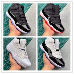 $enCountryForm.capitalKeyWord Australia - Update Concord Mens Casual shoes 11s 45 TOP Quality Real Carbon Fiber Brand Designer Classic Athletic Trainer Sports Shoes