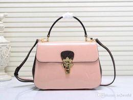 $enCountryForm.capitalKeyWord Australia - NEW crossbody bag shoulder bag handbags leather tote red black pink white high quality Leather purses Boutique bags shopping bag