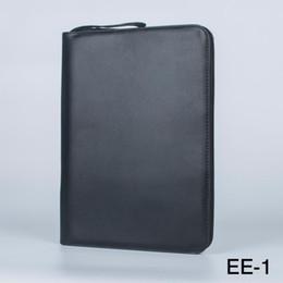 $enCountryForm.capitalKeyWord Australia - 1 PC Black Fountain Pen Color PU Leather Storage Case Holder for 48 Pens
