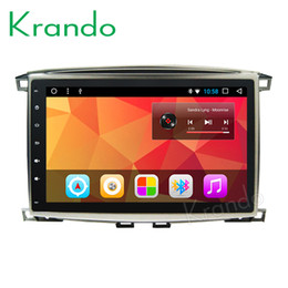 "toyota land cruiser gps Australia - Krando Android 8.1 10.1"" Full touch car Multimedia player for TOYOTA LAND CRUISER LC100 1998-2006 radio player gps wifi BT car dvd"