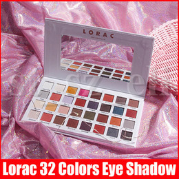 lorac matte 2020 - Lorac Eye Makeup Palette Eyeshadow 32 Colors Palette Shimmer Matte Eye Shadow Palette