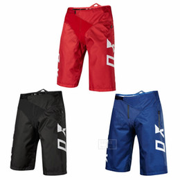 race bmx bikes UK - Shorts Mountain Dirt Bike Racing Short Pants MTB BMX Sports Riding Shorts Breathable Motocross Cycling Bicycle Shorts