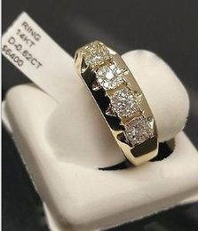 6f6706c1e262 14k Alianzas De Boda De Oro Online | 14k Oro Amarillo Alianzas De ...