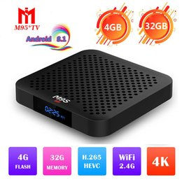 Android Tv Box Fast Australia - Original M9S J2 Android 8.1 TV Box RK3328 Quad Core 4GB 32GB 2.4G Wifi Bluetooth 4.0 Fast Boot USB3.0 H.265 HDR10 3D 4K iptv Media Player