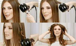 Hair Styler Roller Australia - Top-selling Magic Automatic Hair Curler Professional Hair Styling Styler Tools Hair Curling Irons Roller Curling wand EU US UK PLUG