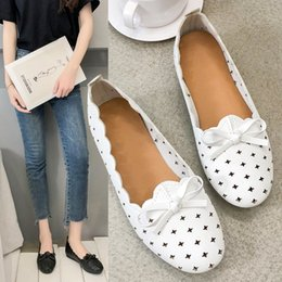 $enCountryForm.capitalKeyWord Australia - LIHUAMAO women flat shoes comfortable slip on loafers soft sole breathable comfortable office career party work ladies shoes