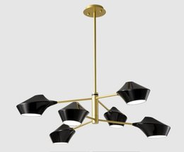 $enCountryForm.capitalKeyWord UK - Nordic Living Room Chandelier Modern Simple Restaurant Bedroom Creative Individual Clothing Store Barber Shop Decorative Atmospheric Lamps